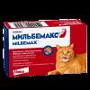 """Elanco Препарат """"Мильбемакс"""" 2т антигельметик д-кошек со вкусом говядины (1т на 4-8кг)"""