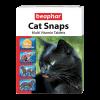 """Витамины """"Беафар"""" CAT SNAPS  75таб. д-кошек таурин\биотин вкус креветки"""