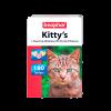 "Витамины ""Беафар"" KITTY S 180таб  д- кошек с протеином ""рыбки"""