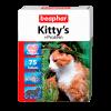 """Витамины """"Беафар"""" KITTY S 75т д-кошек таур\биотин """"сердечки"""" (12509)"""