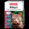"Витамины ""Беафар"" KITTY S 180шт д-кошек  сыр"