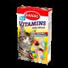 """Витамины """"Санал"""" 50г д-кошек витамин"""