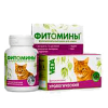 """ВЕДА """"Фитомины"""" 50г (100т) д-кошек урологические"""