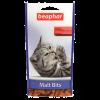 "Подушечки ""Беафар"" MALT-BITS 35г (75шт) д-кошек с мальт-пастой курица (12622)"