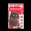БиоВакс Капли от блох д-котят 2пип* 0,50мл (чайное дерево и далматской ромашки)