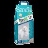 """Наполнитель """"Sani Cat"""" OXYGEN POWER впитывающий марсельское мыло 10л (6,25кг)"""