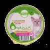 """Консервы """"Органикс"""" 125г д-котят мясное суфле с говядиной"""