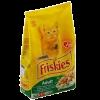 """Сухой корм """"Фрискис Эдалт"""" 400г д-кошек  мясо курица и овощи"""