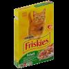"Сухой корм ""Фрискис Эдалт"" 400г д-кошек  кролик птица и овощи"