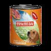 """Консервы """"Трапеза"""" 750г д-собак баранина"""