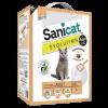 "Наполнитель ""Sani Cat"" EVOLUTION ADULT комкующийся без аромата экстрат юкки 6л (5,2кг)"