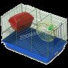 Клетка для грызунов 2-х этажная 36*24*27 (125ж)