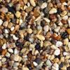 Грунт натуральный пестрый 5кг  3-5мм