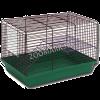 Клетка для грызунов 2-х этажная 36*24*27 (120)