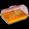 ЗооМарк Клетка для грызунов полукруглая 36*24*22  110