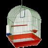 """Клетка """"Круглая"""" для птиц  35*28*52"""
