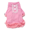 АрниДог Кофточка розовая с рюшами (G011-XS)