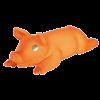 """Игрушка """"Свинка  из латекса  д-собак 13 см"""