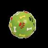 """Игрушка """"Мяч-погремушка с лапками"""" д- собак (J-16-380)"""