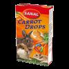 """Витамины """"Санал"""" 45г для кроликов  морковь"""