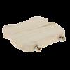 Навес для клетки деревян.подиум с креплением (1244519)