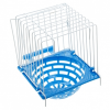 Гнездо  д-птиц  с креплением к клетке ,внешнее 16,5*15*11 см