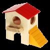 Домик  для  грызунов  15*13*7,5см (840041)