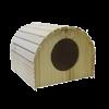 Дом-ангар для морской свинки 26*19*16см