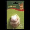 """Игрушка Триол """"Мышь"""" выбрир. мехов. 6*5см д-кошек (ТТ-01)"""