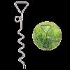 Держатель-штопор (фиксатор) 8мм *40см д-собак (Ч6-00300)