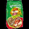 """Корм """"Зоомир""""праздничный обед для хомяков 270г"""