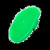 ГАММА Щетка резиновая мал.овальная 80-125мм (Щг-15400)