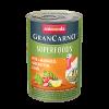 """Консервы """"Animonda"""" Gran Carno Superfoods 400г д-собак индейка-мангольд-шиповник-льняное масло"""