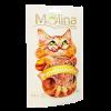 """Лакомства """"Molina """" 80г д-кошек куриные кусочки"""