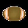"""Triol Игрушка """"Мяч для рэгби"""" из неопрена 15,2см д-собак (NP-12)"""
