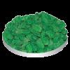 """Грунт """"Тритон"""" 800гр блестящий зеленый крупный"""