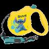 """Triol Disney Рулетка -поводок """"Stitch"""" 3м до 12кг трос (WD1005)"""