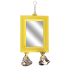 "Triol Игрушка ""Зеркало с двумя колокольчиками"" 14см для птиц (BR-7)"