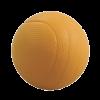 """Triol Игрушка """"Мяч волейбольный"""" из резины d-50 д-собак  (LR-07)"""