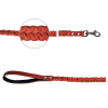 ГАММА Поводок кожанный коса №18 (Цп-01100)