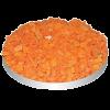 "Грунт ""Тритон"" 800гр блестящий оранжевый мелкий"