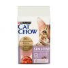 "Сухой корм ""Кэт Чау"" 400г Сенсетиве д-кошек с чув. пищевар. и кожей"