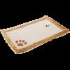 Когтеточка  коврик с мышкой