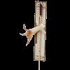 """Игрушка удочка-дразнилка Triol """"Птичка"""" из кукурузы -перьев-дерева д-кошек (ЕС-15)"""