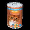 ПроХвост консер.д-кошек  лосось-форель 415 гр.