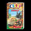 Клиффи0,7кг премиум для кроликов  фрукты-морковь