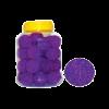 """Triol Игрушка """"Мяч кристаллический"""" фиолет. д-кошек (3811)"""