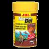 """Корм """"JBL"""" NovoBel 250мл основной для всех аквариумных рыб"""