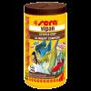 """Корм """"Sera"""" Vipan 1000мл для всех декоративных рыб крупные хлопья"""