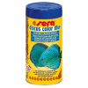 "Корм ""Sera"" Discus Color Blue 100мл/48г д-яркости окраски дискусов (гранулы)"